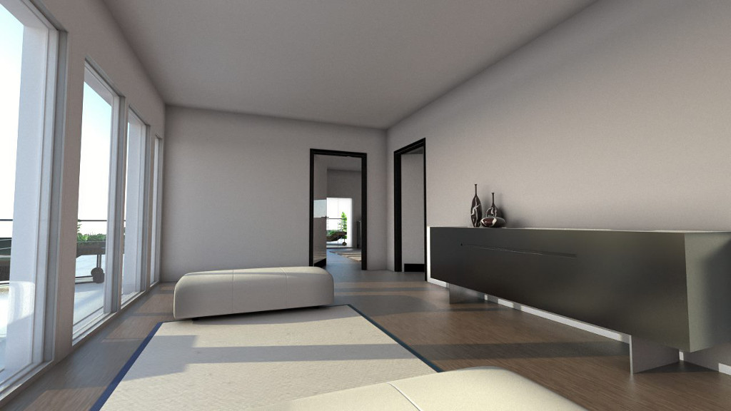architect px eevee blender from rendering revit interior to
