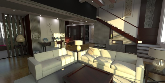 3d Interior Design Renderings In Real Time Fluidray Rt