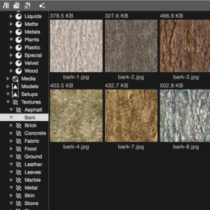 Texture to Library Import