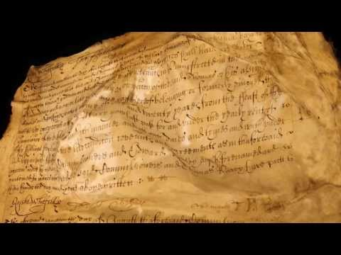 Content-Aware Surface Parameterization for Interactive Restoration of Historical Documents