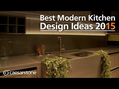 Best Modern Kitchen Design and Interior Ideas 2015