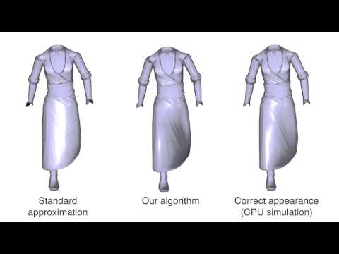 Accurate and Efficient Lighting for Skinned Models