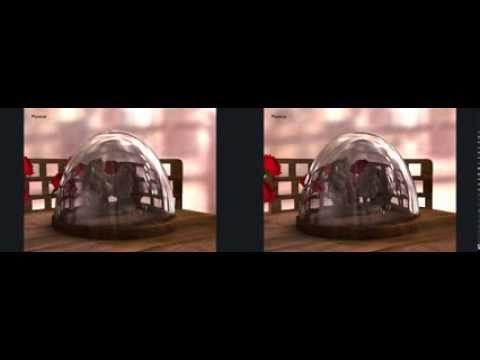 Manipulating refractive and reflective binocular disparity (Eurographics 2014) (Stereoscopic 3D)