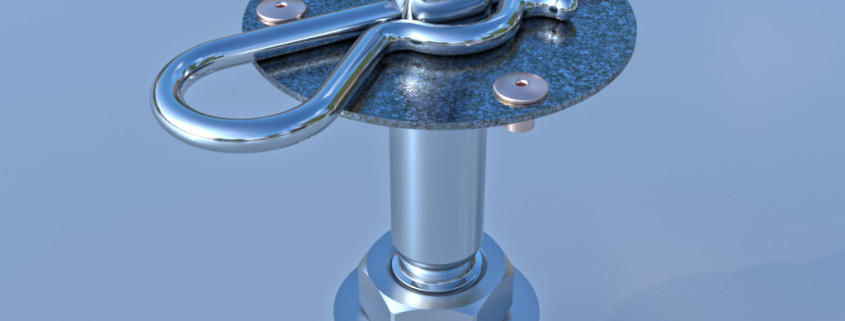 Pinlock - Model by Heriberto Maruzza