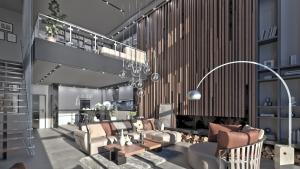 Interior Rendering - FluidRay
