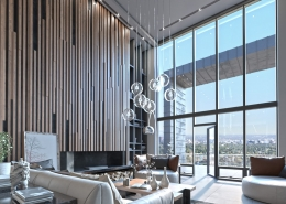 Interior rendering with FluidRay