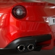 Ferrari Closeup Rendering