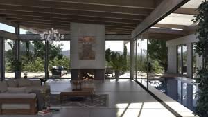 FluidRay photorealistic interior rendering