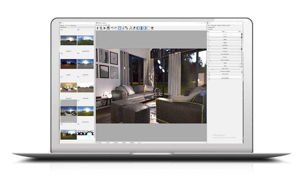 FluidRay macbook pro
